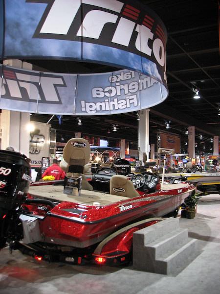 Triton boats X2 Series