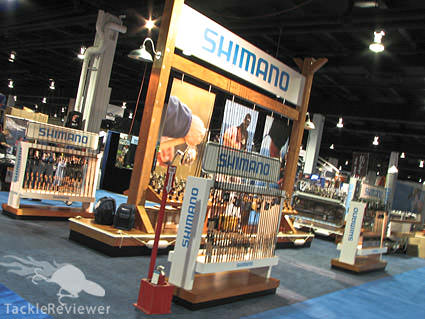 Shimano Classic Expo booth