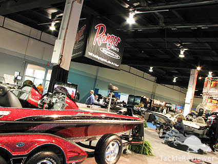 Ranger Boats Classic booth