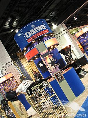 Daiwa Classic Booth