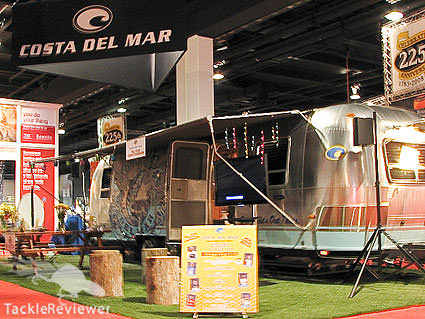 Costa's custom party trailer