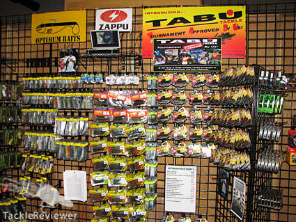 Tabu Tackle debuts