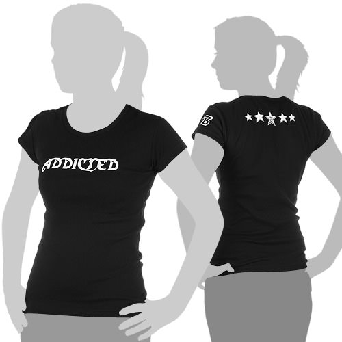 Women are addicted too!