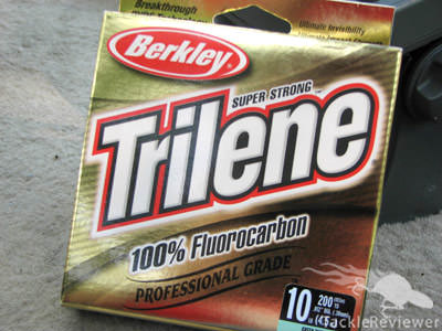Berkley Trilene: We have cool packaging!