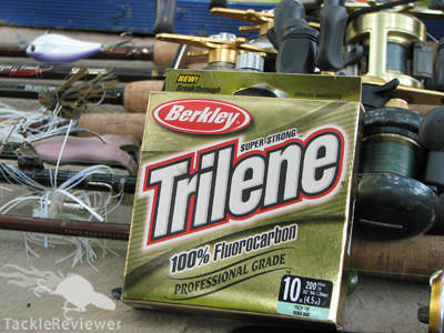 Berkley Trilene review