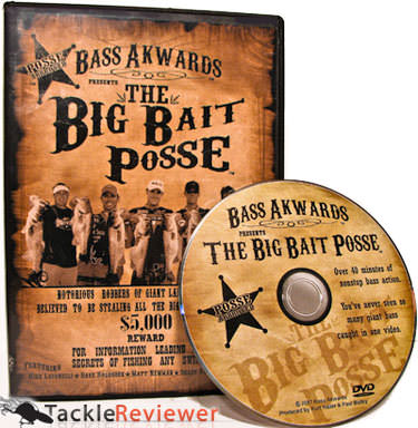 Big Bait Posse DVD Cover